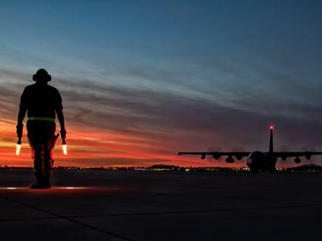 Drie weken durende oefening met Hercules vanaf Vliegbasis Eindhoven