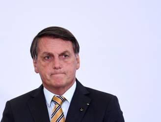 Braziliaanse president Bolsonaro gebruikt obscene taal in reactie op corruptieonderzoek