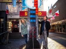 Metershoge houten poppen bewonen centrum Wijchen