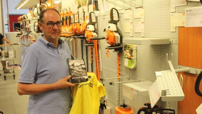 """Ondernemer Marc Van Wiemeersch (64) schrijft boek over zijn leven, en gaat 24 uur koersen op rollen: """"Alles ten voordele van strijd tegen kanker"""""""