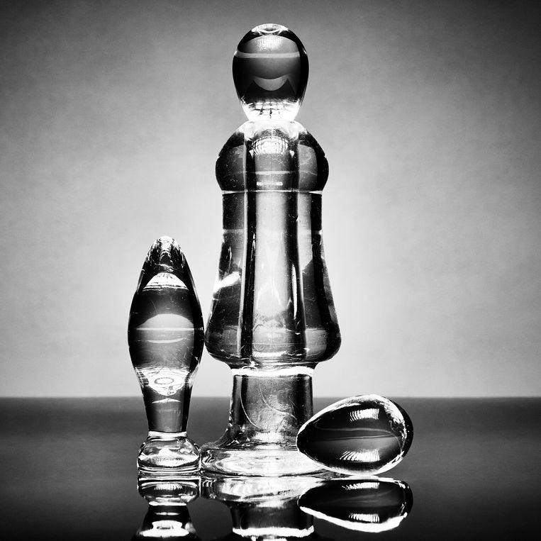 'Transparent (XXX-attributen)'. Beeld Philippe Vogelezang