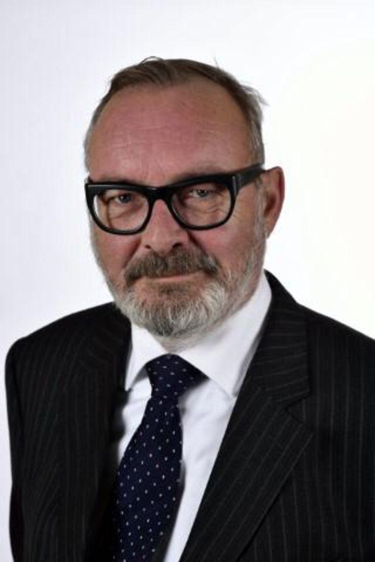 Belgisch ambassadeur Hubert Cooreman Beeld RV