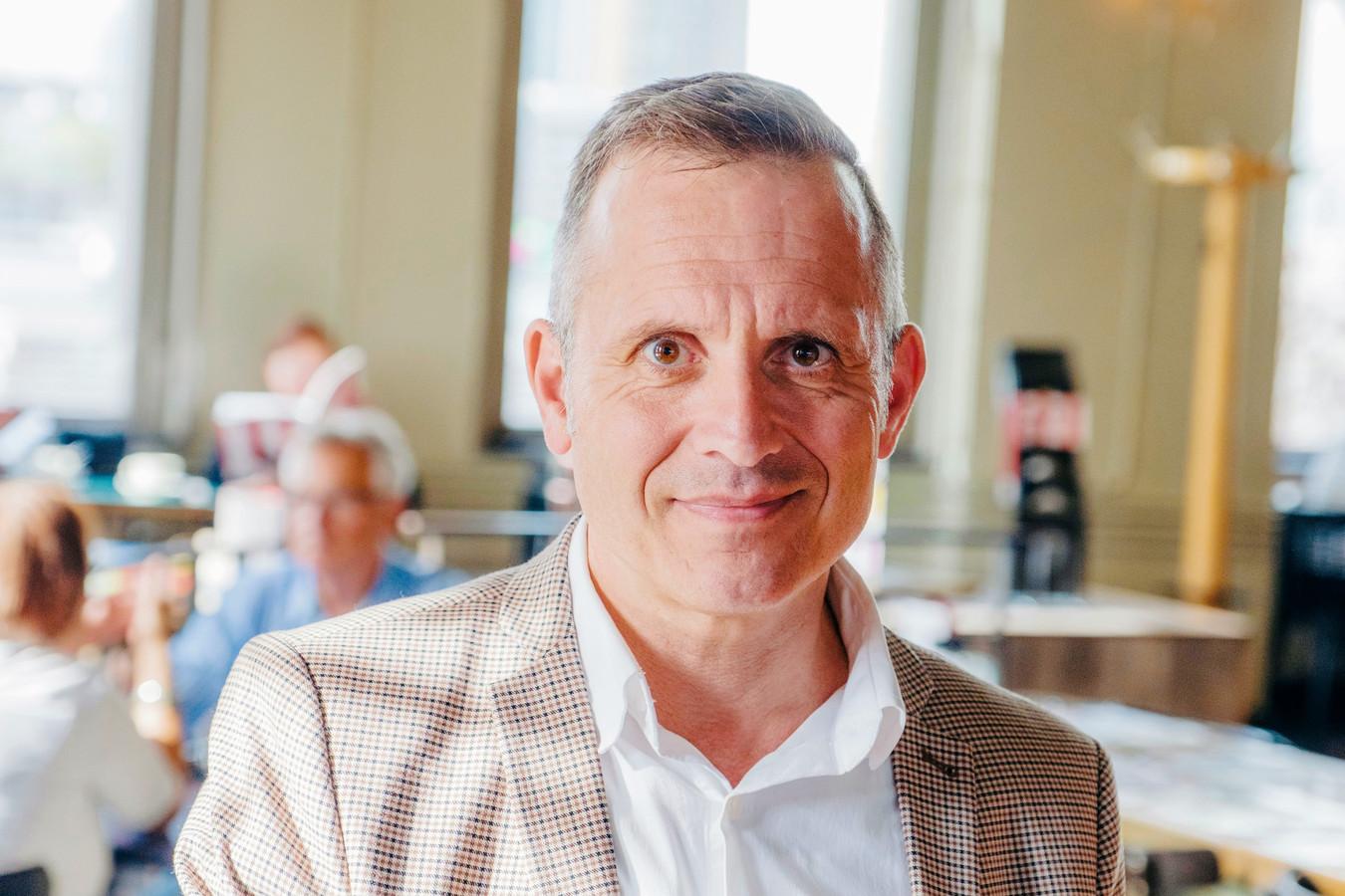 Marcel Boogers, hoogleraar Innovatie en Regionaal Bestuur aan de Universiteit Twente.