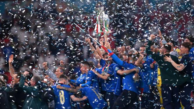 L'Italie sur le toit de l'Europe au bout du suspense, encore raté pour l'Angleterre