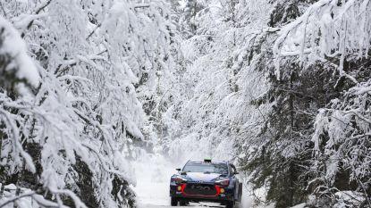 """""""Het wordt een echte rally van Zweden, met veel ijs en sneeuw, maar wel bitter koud"""""""