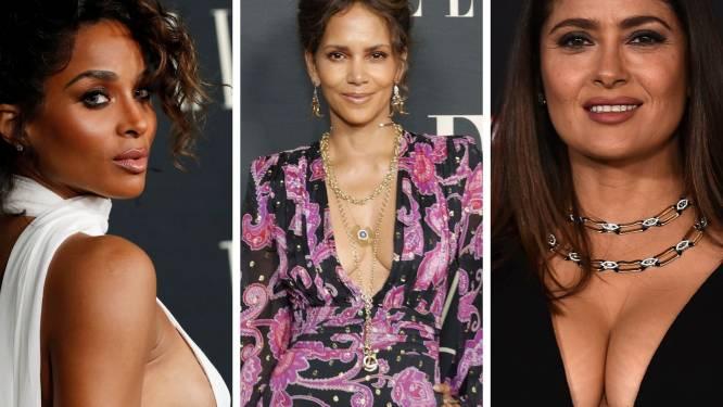 """Demi Moore, Salma Hayek, Hailey Bieber... pluie de stars pour le """"ELLE Women"""""""