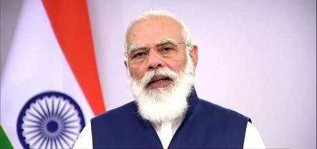 """Le Premier ministre indien Narendra Modi promet des vaccins pour aider """"toute l'humanité"""""""