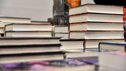 Tweedehands boekenverkoop in bib