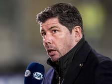 Willem II-trainer Erwin van de Looi: 'We hebben het zelf verprutst'