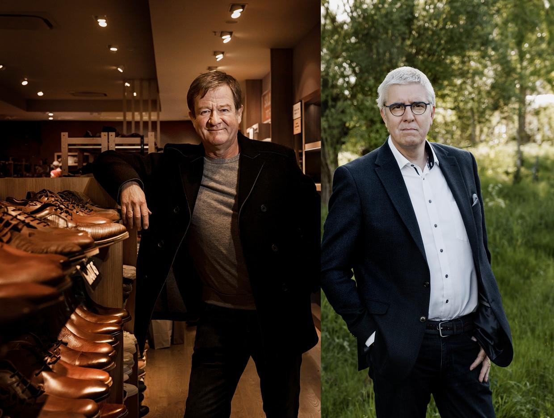 Wouter Torfs en Pieter Timmermans.