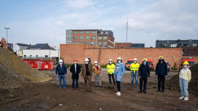 """Sloop brandweerkazerne ingezet, nieuwbouw wordt primeur voor stad: """"Eerste keer kazerne volledig op maat van brandweer"""""""