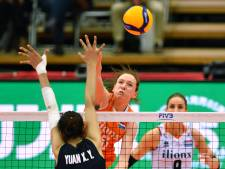 Sloetjes hakt de knoop door en stopt per direct met volleybal: 'Kriebels kwamen niet'