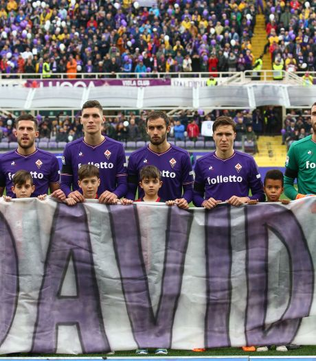 Arts moet familie van overleden Fiorentina-captain miljoen betalen