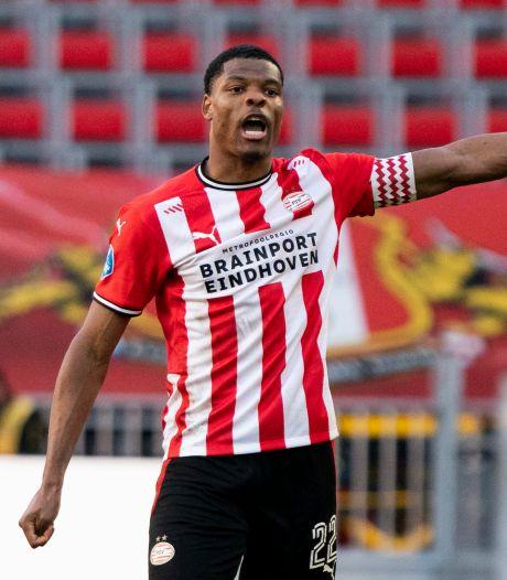 Dumfries en Schmidt zien terugkerend verhaal bij PSV: 'Vergeten wedstrijd 'dood' te maken'