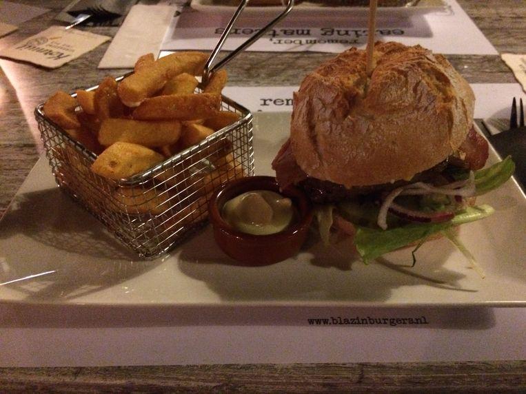 Hotspot: Blazin' Burgers in Almelo