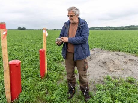 Geen spoor van 'professioneel gestolen' rijplaten bij Kruiningen: 'Dit was geen gelegenheidsdief'