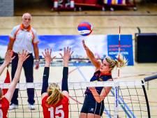 Na twee schouderoperaties stopte volleybalster Ilse Janssen, maar is bij VV Utrecht toch teruggekeerd