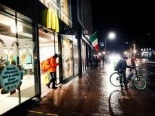 Dit is hoeveel Utrechters de avondklok steunen (en hoeveel er daadwerkelijk binnen blijven na 21:00 uur)