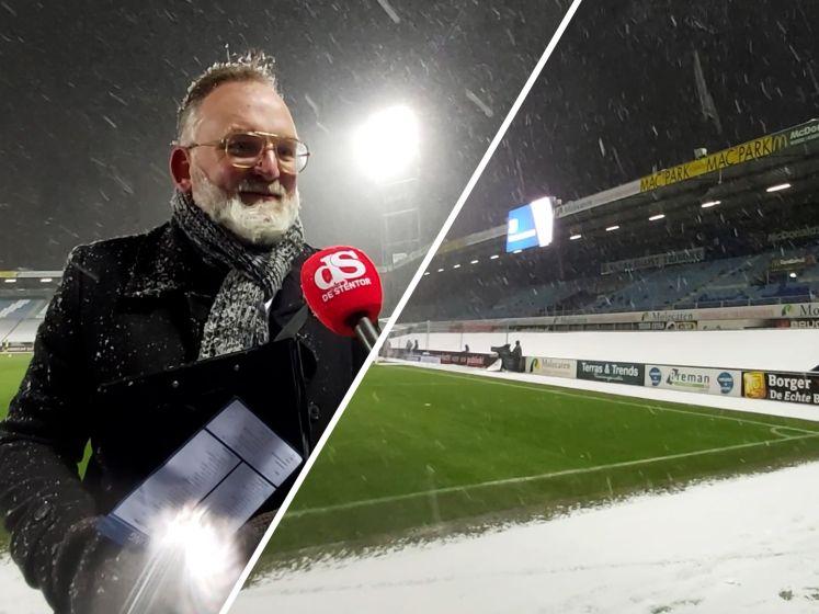 Marco ten Kate: stadionspeaker PEC zonder publiek