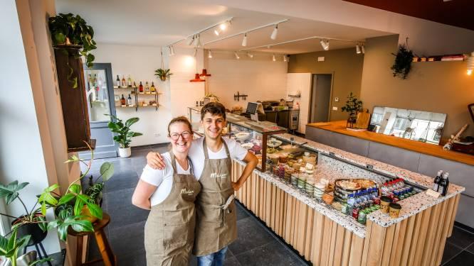"""Céline (31) brengt ervaringen uit Marokko en Amsterdam mee naar eigen Brugse traiteurszaak: """"Eten is mijn leven"""""""