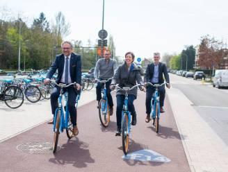Nooit meer zoeken naar sleutel: Blue-bike lanceert 'slim slot' in Antwerpen en breidt uit naar 4 nieuwe locaties