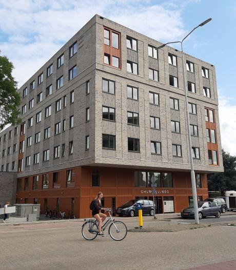 Eerstejaars Wageningen Universiteit komen nog steeds kamers tekort