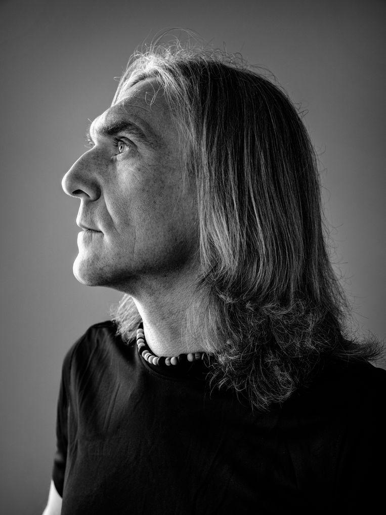 Phil Tilli, ex-gitarist van Moke en groot fan van Paul Weller. Beeld Dirk-Jan van Dijk