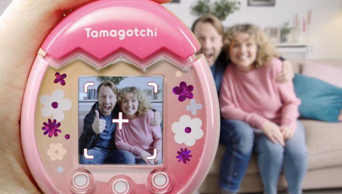 La version 2021 du Tamagotchi permettra de prendre des photos.
