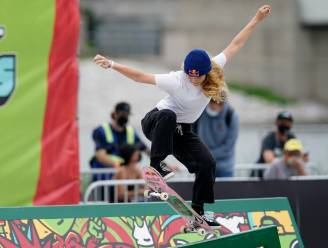 "Lore Bruggeman pakt ticket voor Spelen streetskateboard: ""Hele leuk uitdaging om er te geraken, ontlading was dan ook groot"""