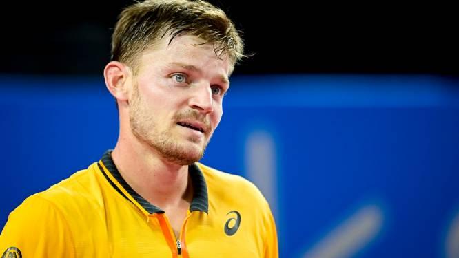 """David Goffin stoot door naar halve finales in Montpellier: """"Het ging veel vloeiender"""""""