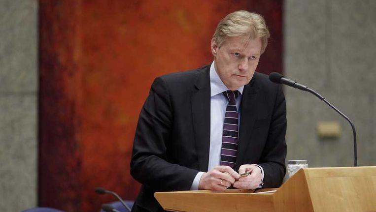Staatssecretaris Martin van Rijn van Volksgezondheid. Beeld null