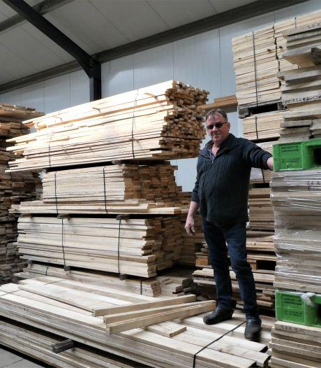 Kalverenhouder Van de Vleuten stapt over naar peppelhout