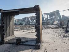 Verzekeraar speurt naar oorzaak van brand in Kapelle