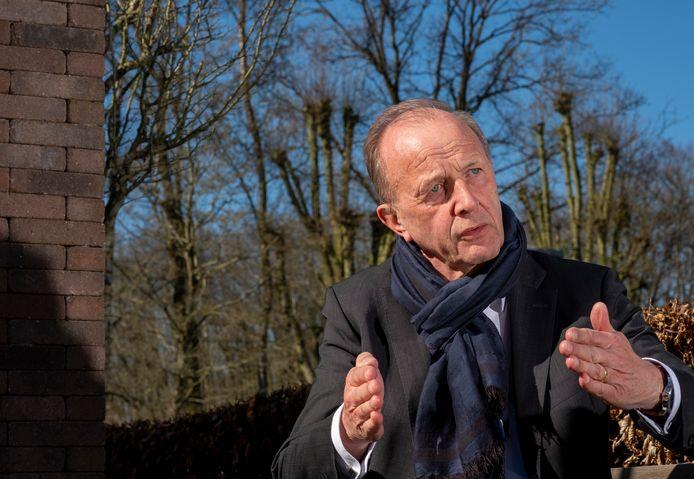 Directeur Jos Bleijenberg van woonzorgcentrum Brinkhoven in Heerde.