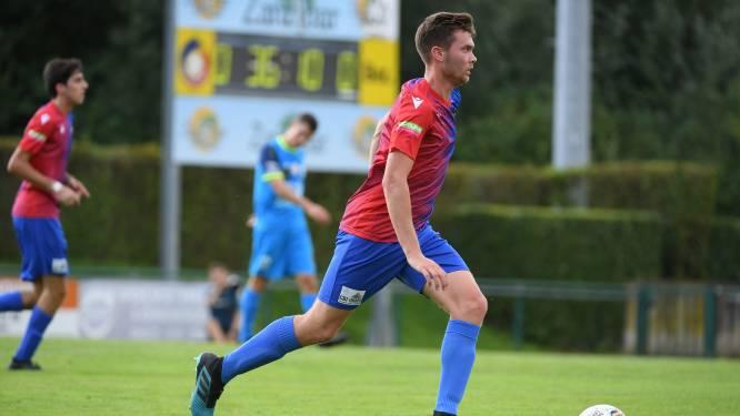 """Remko Baudewyns en HO Wolvertem Merchtem niet voorbij Tempo Overijse na rode kaart: """"Achteraf mogen we blij zijn met dit punt"""""""