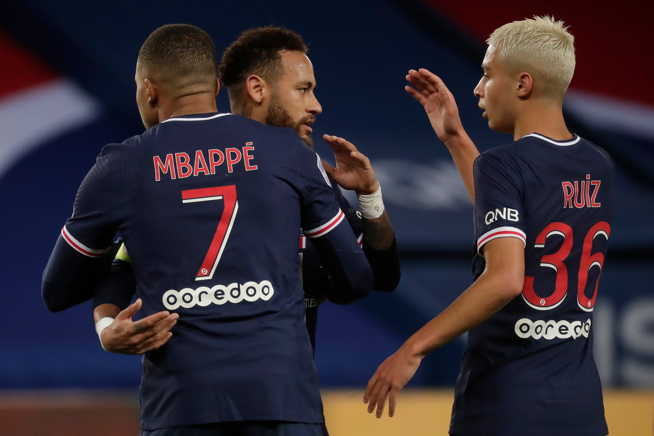 Avant un match crucial contre Leipzig en Ligue des Champions, le PSG récupère ses deux superstars.