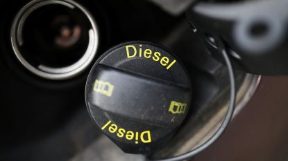 Gestegen brandstofprijzen kosten gemiddelde dieselrijder 448 euro extra per jaar