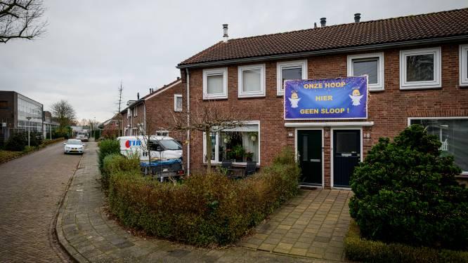 De sloop van 49 woningen op het Zwarteland in Haaksbergen: de gemeente trapt niet op de rem