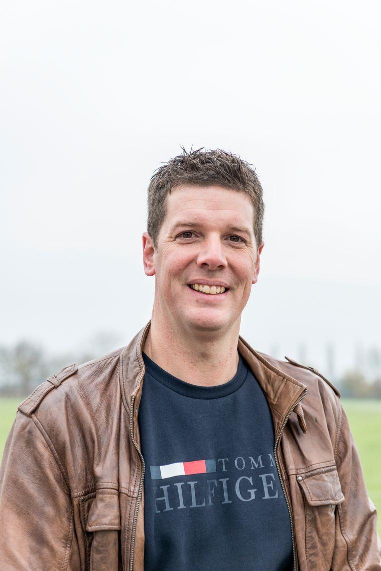 Wim de Jong: 'Als Omtzigt lijsttrekker zou zijn, stemde ik op hem.' Beeld Eva Faché