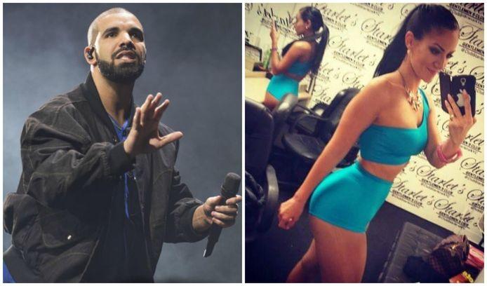 Drake en Sophie Brussaux.
