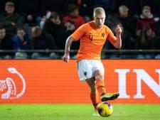 Domper voor Rick van Drongelen: geen EK met Jong Oranje