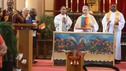 Regenboogpriester gaat met pensioen