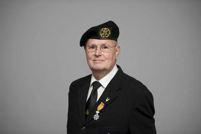 Joop Vroone (71) uit Berlicum