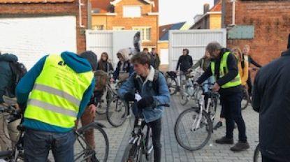 Sint-Vincentius zorgt voor zichtbare leerlingen in het verkeer