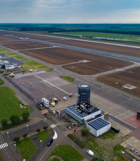 Lelystad Airport: niet vliegen naar Rome of Barcelona, wel Napels en Malaga