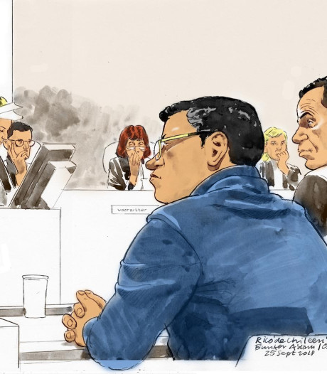 OM brengt 'Rico de Chileen' in verband met tal van liquidaties
