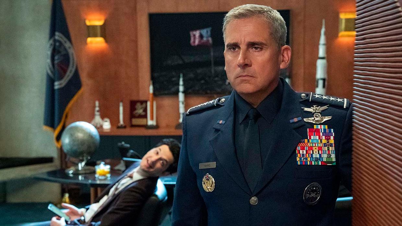 Steve Carell Beeld Aaron Epstein/Netflix