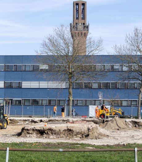 Vanwege bouwvak even 'rust' op Deldenerstraat en Marskant in Hengelo, half augustus worden werkzaamheden hervat