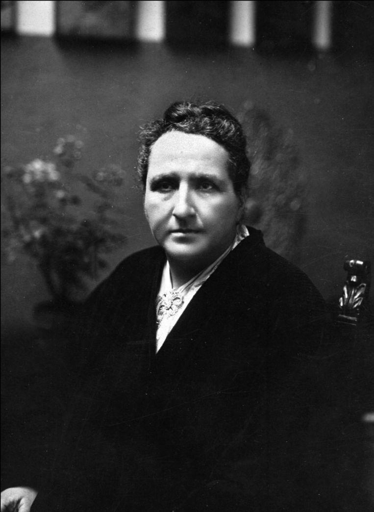 Gertrude Stein ging in een weiland zitten en liet haar vriendin dan een koe verplaatsen zodat deze in haar blikveld stond: dat had ze nodig om te denken en om te schrijven. Beeld PHOTO_NEWS