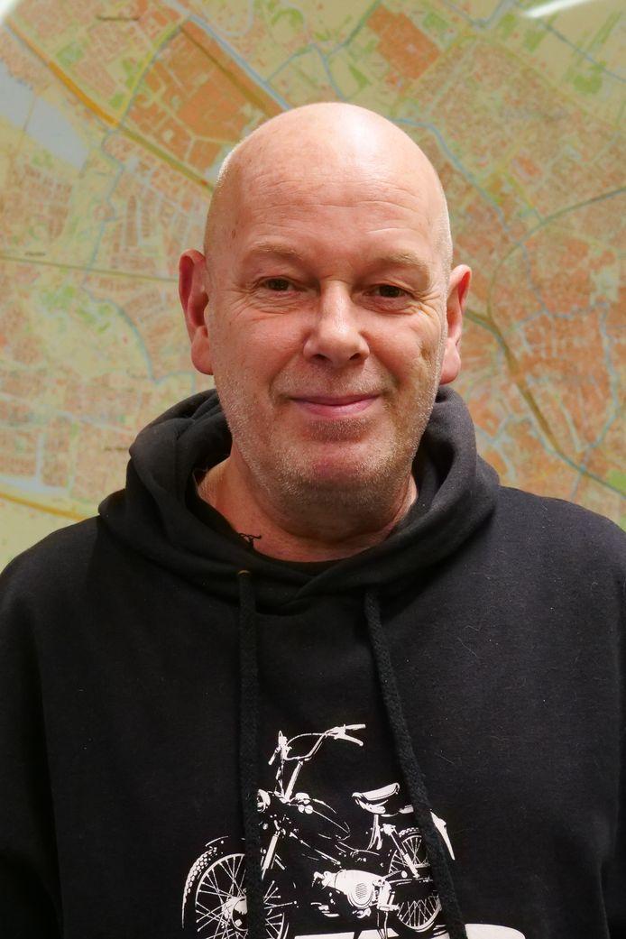 Tim Schipper, fractievoorzitter SP in de gemeenteraad.